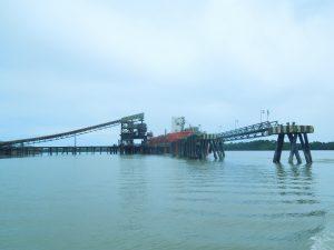 Tempat pengolahan konsentrat Tambang Freeport  - dok EWINDO