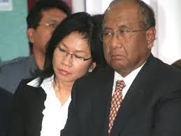 Karen dan Arie Soemarno /jakartasatu.com